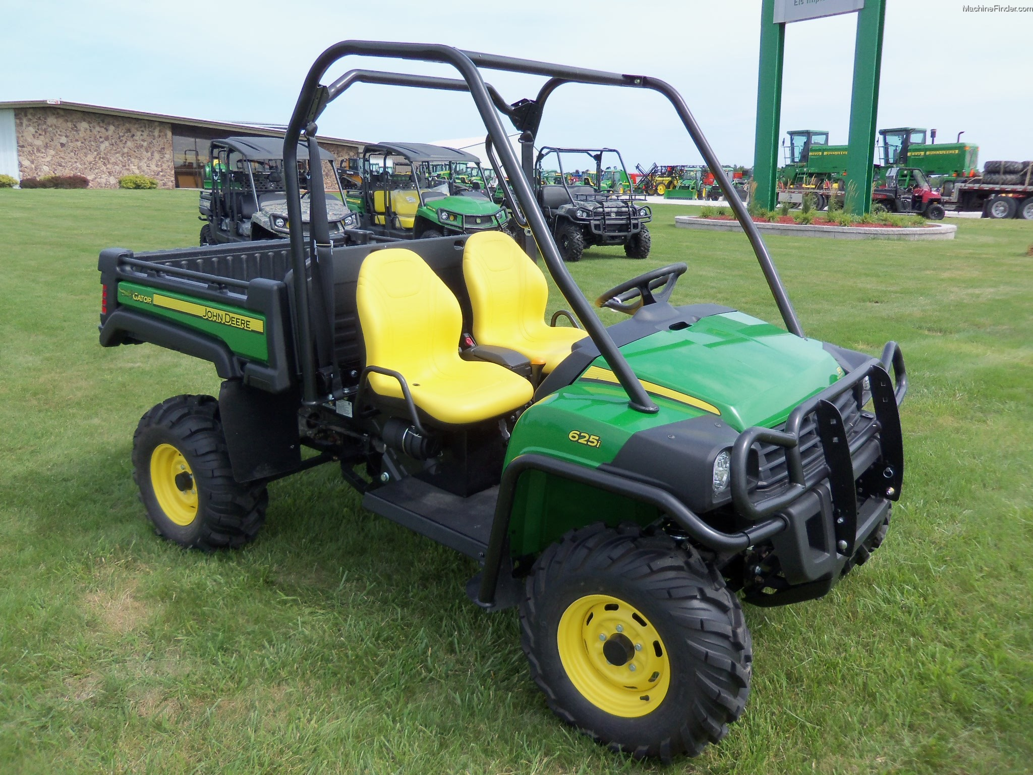 john deere atv. Black Bedroom Furniture Sets. Home Design Ideas