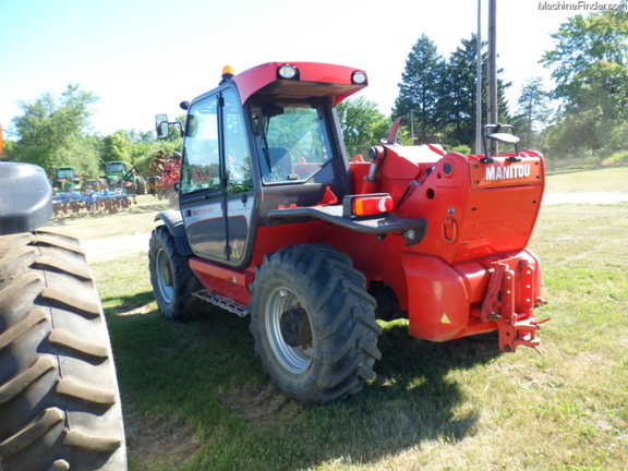 2012 Manitou MLT845-120