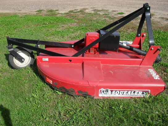 Bush Hog Sq600 Rotary Cutters Flail Mowers Shredders