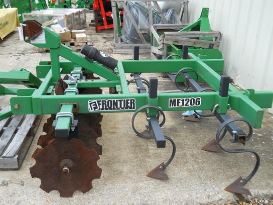 2008 Frontier MF1206