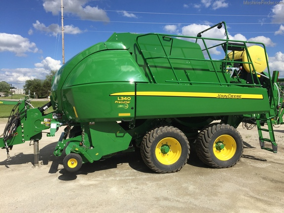 Equipment Details 2015 John Deere L340