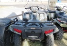 2009 Polaris SPORTSMAN XP 550 CAMO