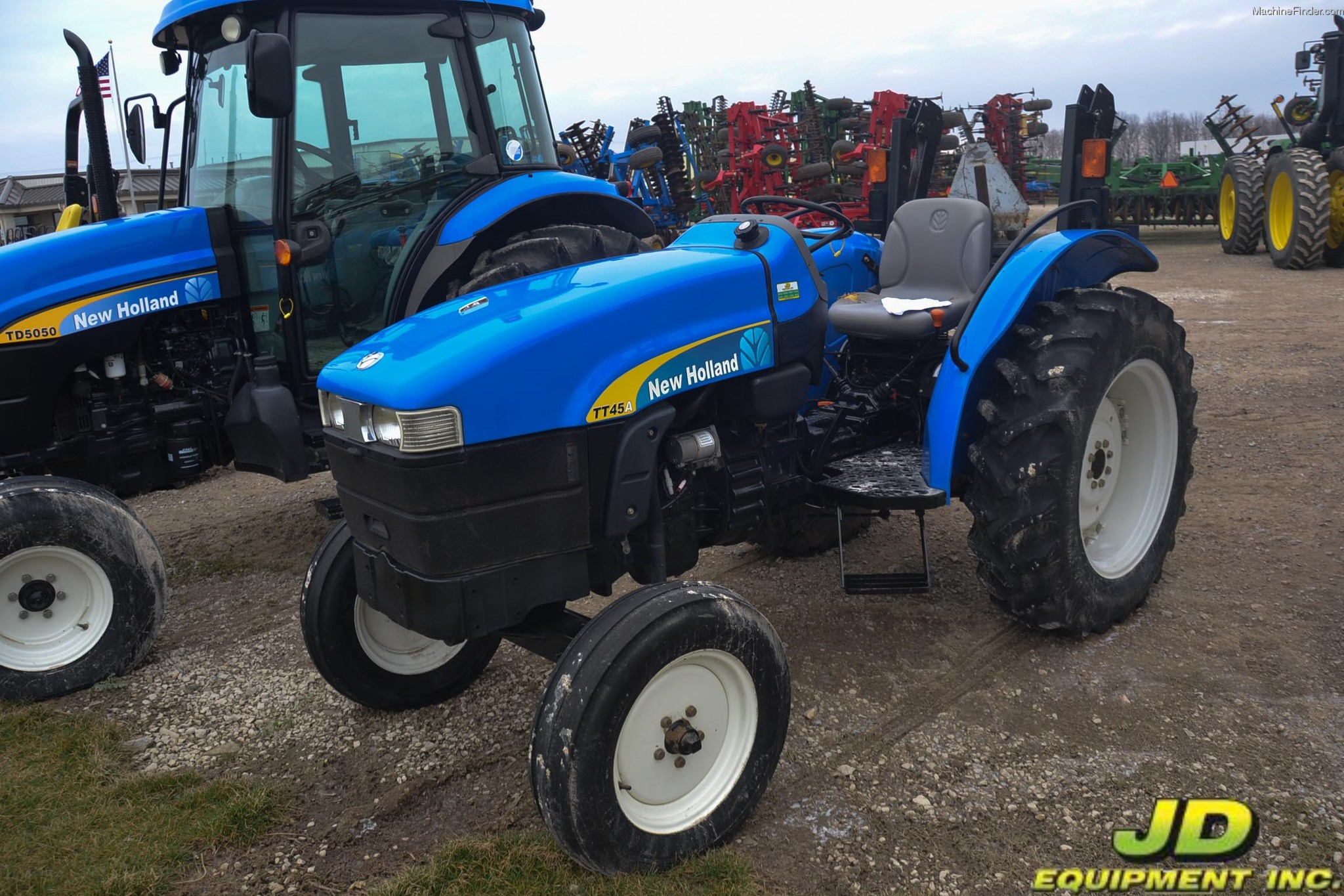 New Compact Tractor : Machinefinder my news faq help financing