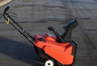2002 Ariens SS522 Snowthrower, single stage, with new paddles