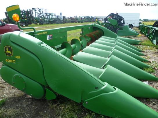 Corn Head Deck Plates : John deere c combine corn row crop headers