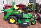 "2009 John Deere 997 Diesel zero-turn mower with 72"" deck; only 326 hours"