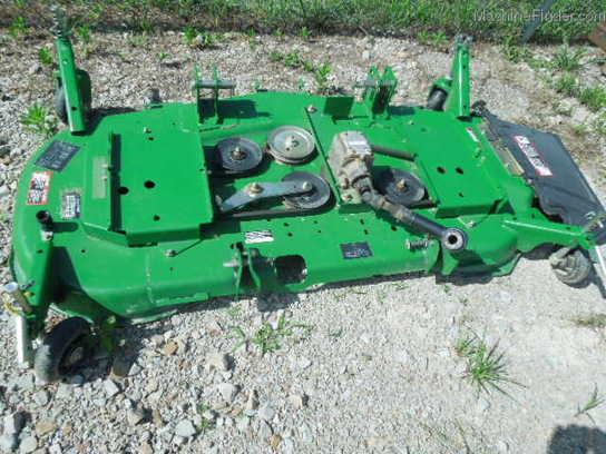 John Deere 62d Mower Deck : John deere d lawn garden and commercial mowing