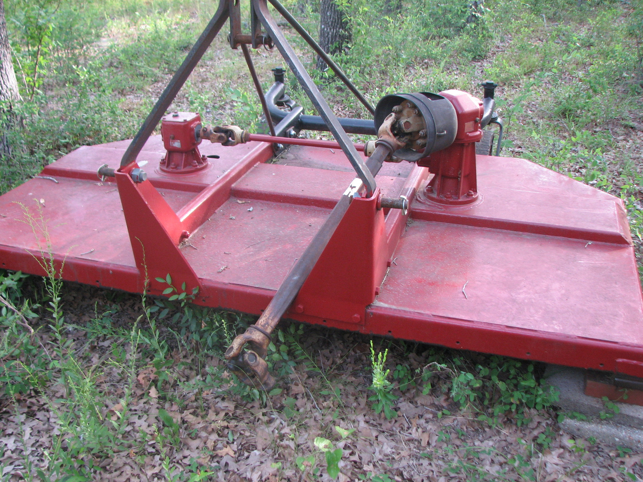 Bush Hog 268r Rotary Cutters Flail Mowers Shredders