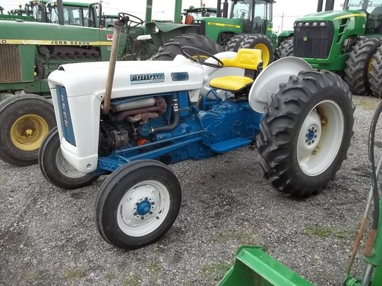 1964 Ford 4000 Tractors - Utility  40-100hp