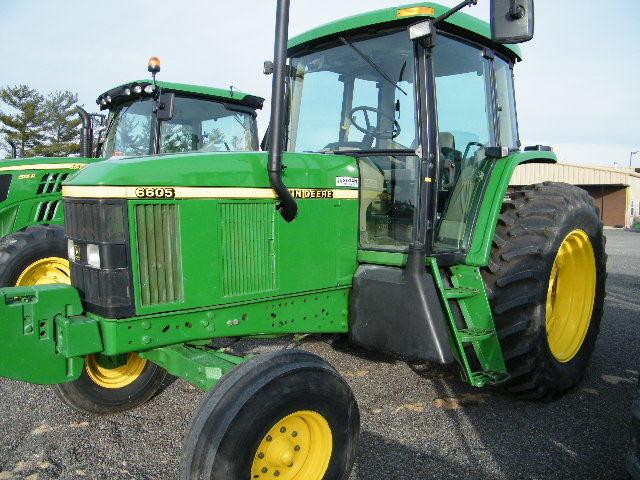 John Deere 6605 Utility Tractors for Sale | [41503