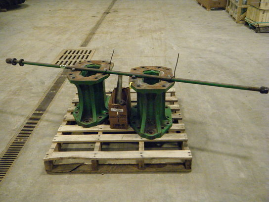 John Deere 10 Bolt Wheel Spacers : John deere bh axle spacers wheels tires and