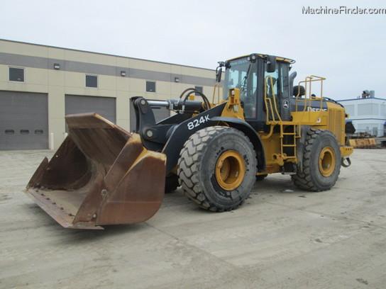 John Deere Gp Fenders : John deere k wheel loaders machinefinder