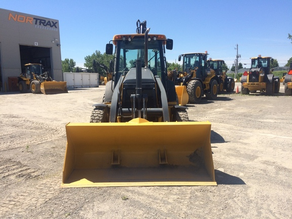 Detail photo of 2012 John Deere 410K from Construction Equipment Guide