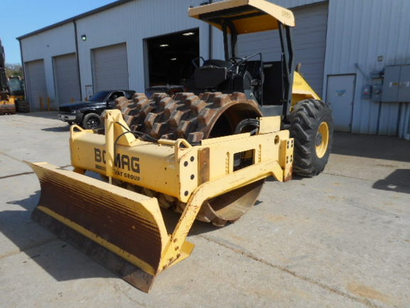 Detail photo of 2007 Bomag BW213PDB-4 from Construction Equipment Guide