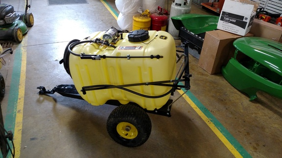 John Deere 45 GALLON