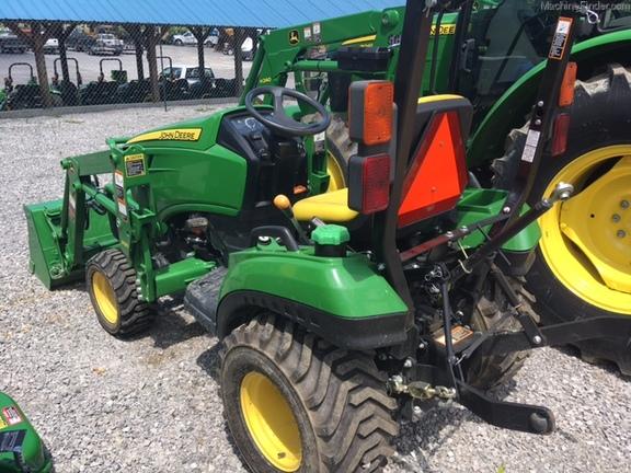 Harlan Tractor Parts : John deere e compact utility tractors harlan ky