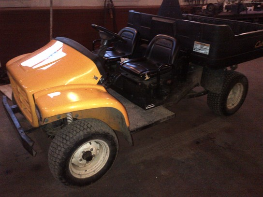 2006 Cub Cadet big country