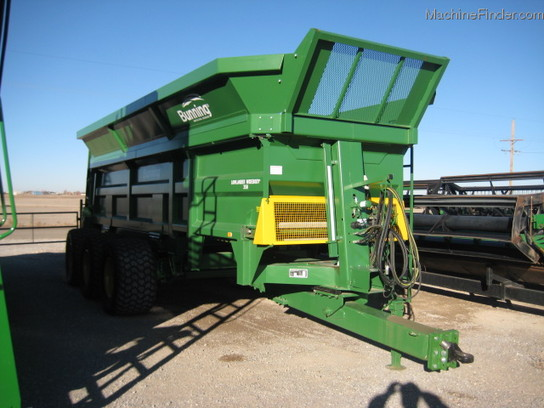 2013 Bunning LOWLANDER 350 WIDEBODY SPREADER