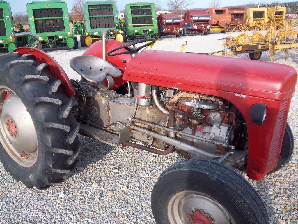 Ferguson To 30 Parts : Massey ferguson tractors compact hp john