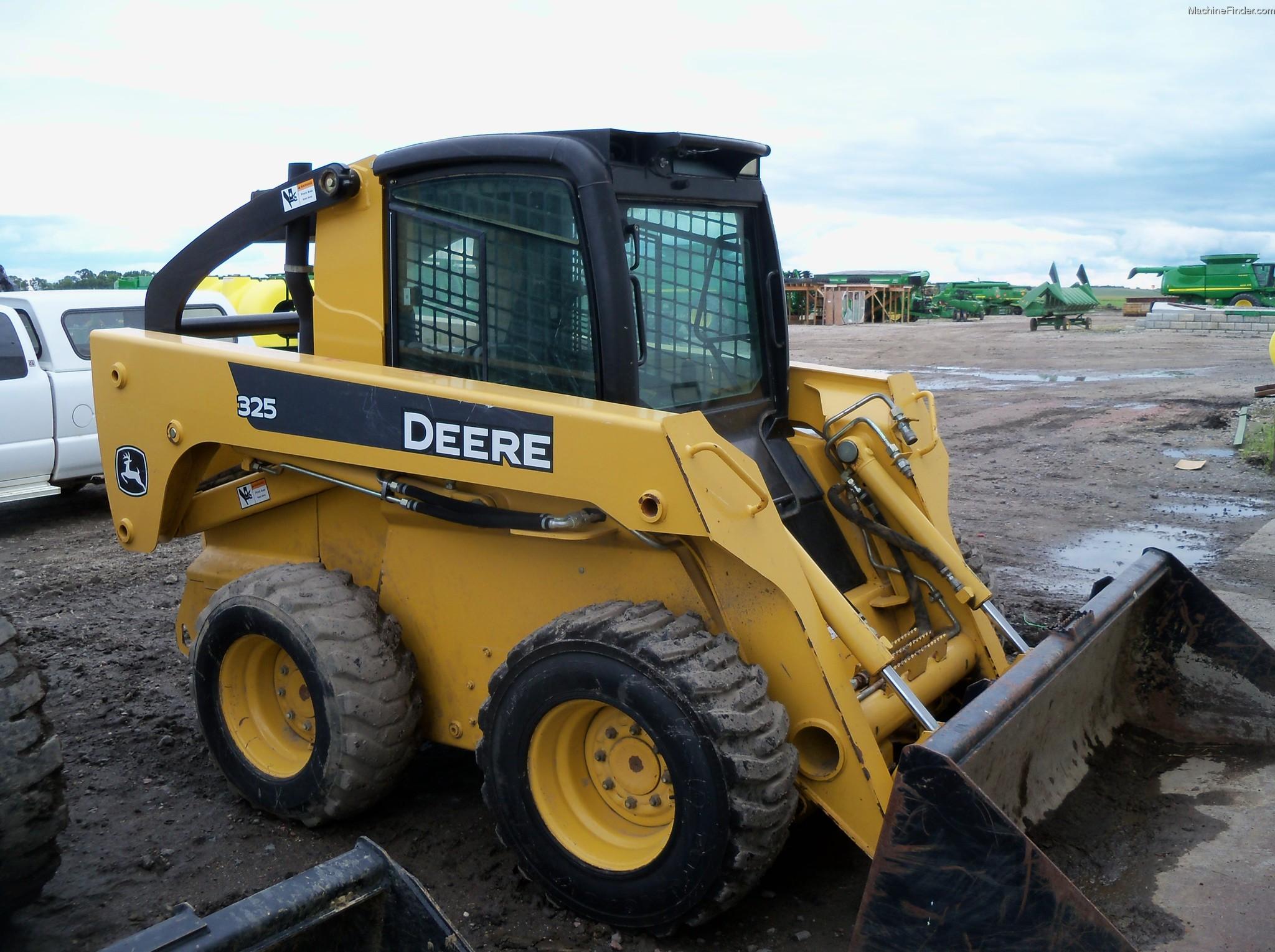 John Deere 325 Skid Steer Repair Manual