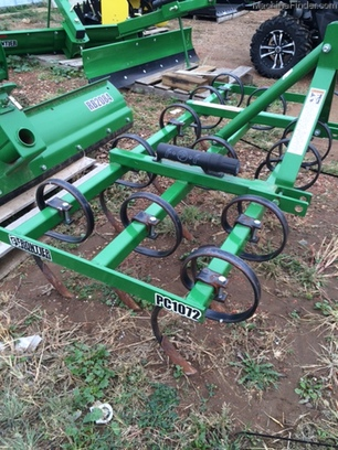 2013 Frontier Pc1072 Field Cultivators John Deere