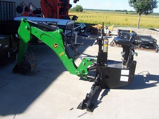 John Deere Gators For Sale >> 2014 John Deere 375 Backhoe for 3320-3520-3720 tractors - Compact Utility Tractors - John Deere ...