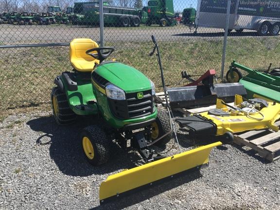 2015 John Deere D170 Lawn Garden Tractors John Deere Machinefinder