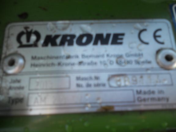 KRONE AM243 S