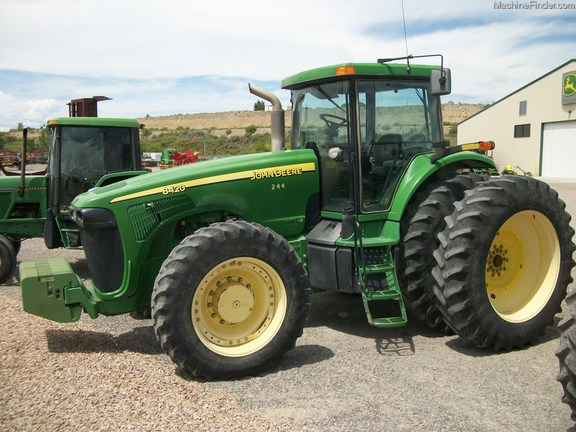 2003 John Deere 8420