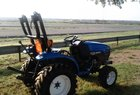 2000 New Holland TC 18