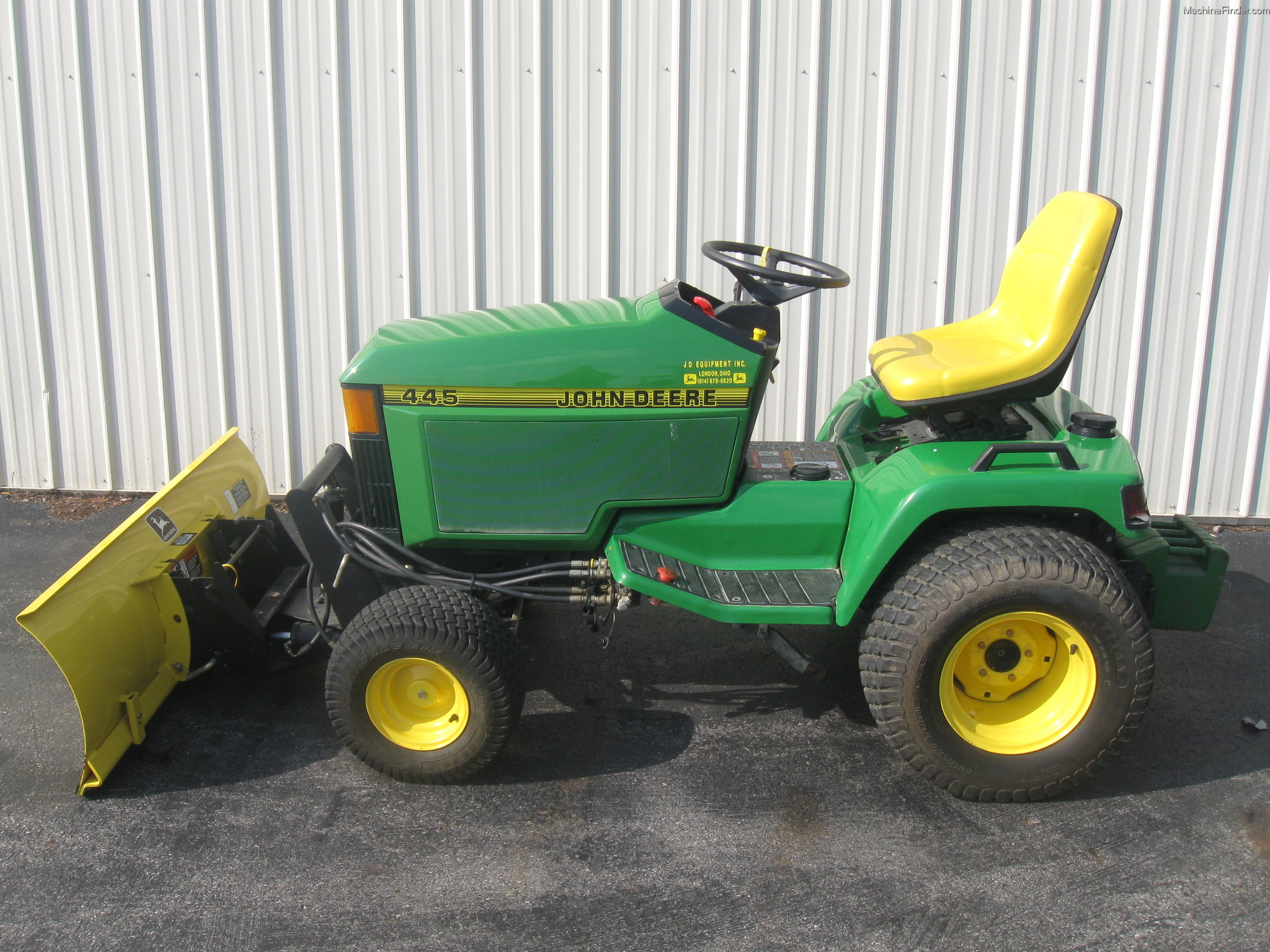 Garden Tractor Forks : John deere lawn tractor attachments car interior design