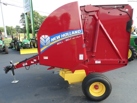 2012 New Holland 450