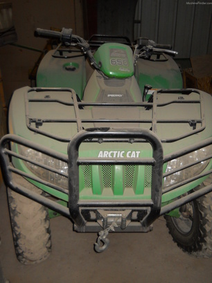 2008 Arctic Cat 650 H1 4X4