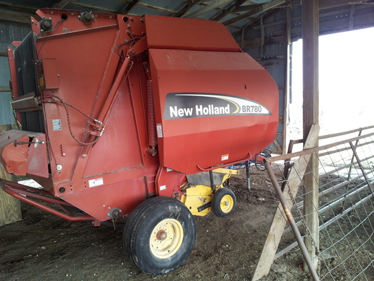 2003 Ford-New Holland BR 780