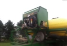 2005 GANDY ORBIT-AIR 66 Dry Fertilizer Applicator