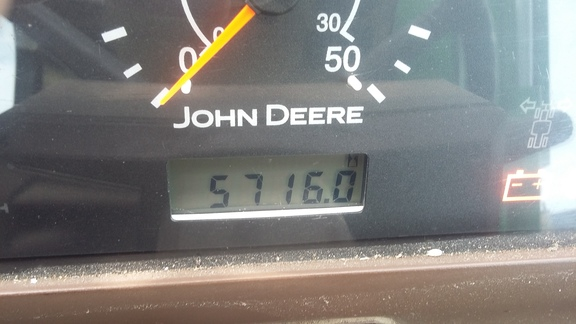 John Deere 3420