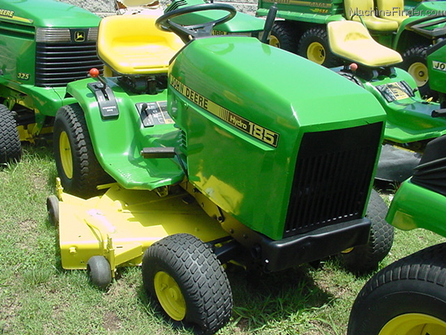 John Deere Hydro 165 Manual http://www.machinefinder.com/ww/en-US/machine/686870