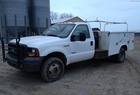 2005 Ford F-350 4X4