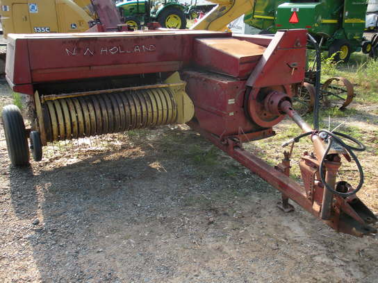 1978 New Holland 315