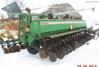 1991 Great Plains 20' CENTER PIVOT HITCH W/DRILL