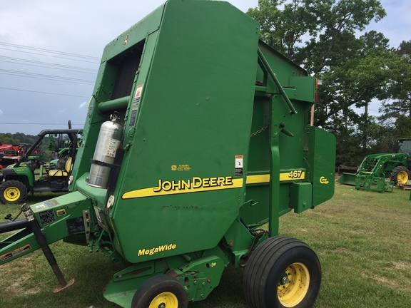 2006 John Deere 467