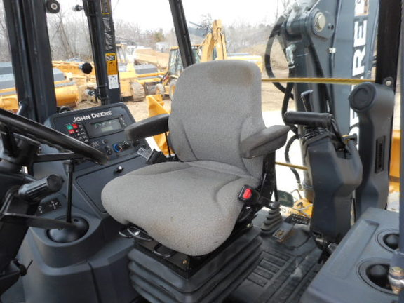 Detail photo of 2013 John Deere 410K from Construction Equipment Guide