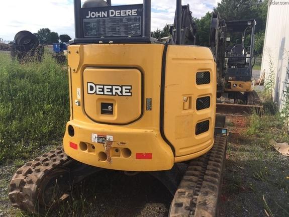 John Deere 35G