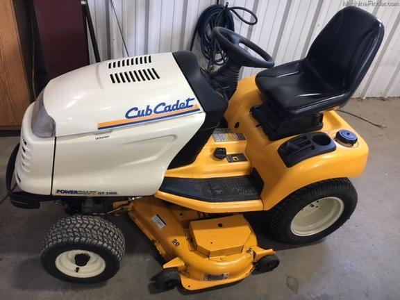 Cub Cadet GT3100