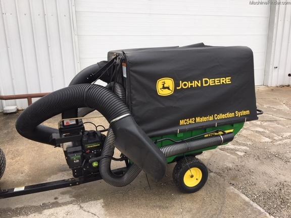 John Deere MCS542