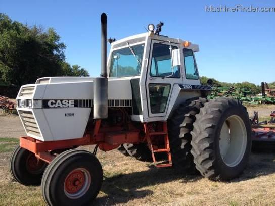 Parts Tractor 2590case : Case tractors row crop hp john deere