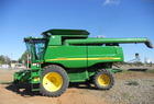 2006 John Deere 9760 PRICE REDUCTION!!! Great Value now $281,050 inc gst