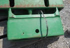 John Deere L155613 FRONT WEIGHT BRACKET