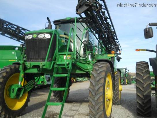 2009 John Deere 4830 SP SPRAYER