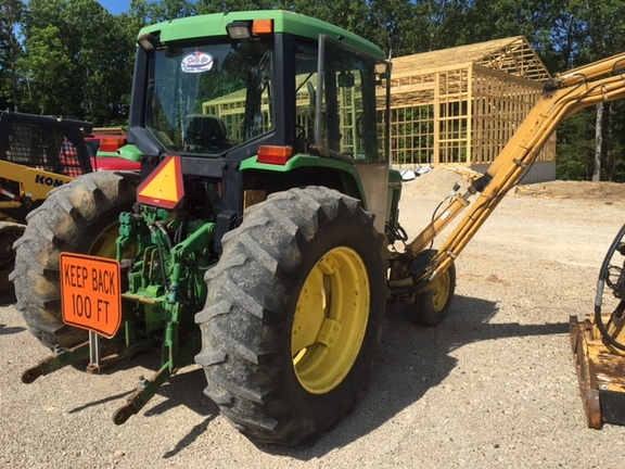 Detail photo of 1993 John Deere 6400 from Construction Equipment Guide